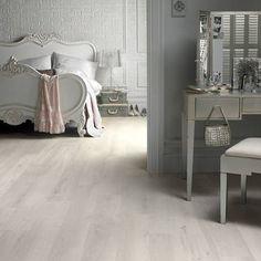 Karndean - Van Gogh - White Washed Oak - Wood Look Planks - Price per square metre - $57.90
