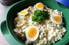 Potato Salad, Grains, Rice, Potatoes, Traditional, Ethnic Recipes, Food, Egg Salad Recipes, Side Dishes