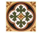 Mönsterplattor - Victorian Floor Tiles klinker