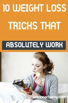 10 Weight Loss Tricks That Absolutely Work - Keto Coach Amy Yoga For Weight Loss, Weight Loss Tips, Lose Weight In A Month, Fad Diets, Losing Me, Sick, Workouts, Challenges, Advice