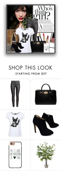 """""""Dead Legacy: Selfie Pug"""" by dead-legacy ❤ liked on Polyvore featuring IVI, H&M, Mulberry, Giuseppe Zanotti, Casetify, Diane James, selfie and deadlegacy"""