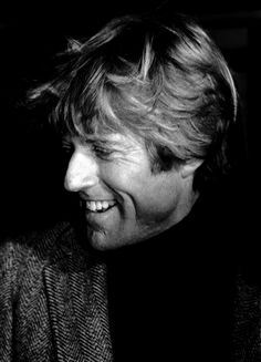 Robert Redford, c. early '70s.