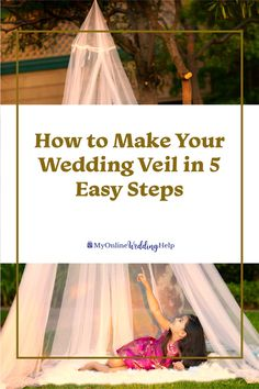 How to Make a Wedding Veil. The first step is to create the pattern and cut the tulle. Step 2, DIY the blusher... see this and all steps in the step-by-step instructions on the MyOnlineWeddingHelp.com blog. Wedding Crafts, Diy Wedding, Wedding Decorations, Veil Length, Drop Veil, Face Veil, Blusher, Wedding Veil, Step By Step Instructions