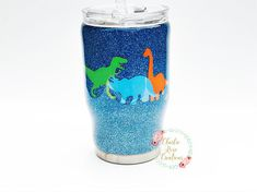 Kids Glitter Tumbler | child tumbler, gifts for children, personalized tumbler, custom mug, kids cup, glitter YETI, toddler cup, glitter -------------------------------------------- Listing Details: This fabulous listing is for a glitter 14 oz. KIDS TUMBLER with screw on lid and Diy Tumblers, Glitter Tumblers, Glitter Cups, Glitter Vinyl, Custom Tumblers, Vinyl Crafts, Resin Crafts, Vinyl Projects, Kids Tumbler