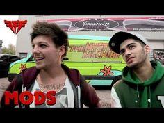 Yianni Wraps One Direction's Van - Sweet Wrap - Episode 3. I highly suggest watching episodes one and two (mentioned at the beginning of this video) before though if you haven't already because there actually was a lot of work that went into it! this mystery machine is amazayn ;) also Perrie's in there for a second or two starting at 3:05! -D.F.L