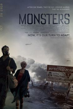 Extra Large Movie Poster Image for Monsters