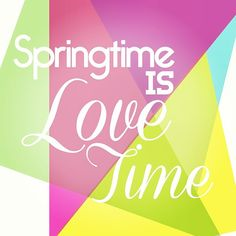 """""""Spring time is Love time"""" Spring Day, Early Spring, Love Time, Seasons Of The Year, Equinox, Teaser, Inspire Me, Me Quotes, Spring Quotes"""