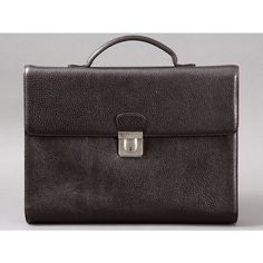 """Briefcase - Laptop Bag """"Dale"""" Venetian Leather. Compact, versatile and lightweight. Great for Apple Air laptop and all iPads. Perfect for keeping files organized during commutes."""
