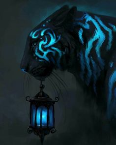 Animal Drawings Fantasy Art Finds - Art by Zary-CZ Mythical Creatures Art, Magical Creatures, Cute Fantasy Creatures, Art Tigre, Tiger Art, Tiger Tiger, Fantasy Kunst, Anime Fantasy, Fantasy Wolf