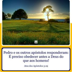 Atos dos Apóstolos 5:29