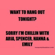 Every Tuesday night!