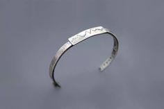 EKG Bracelet Ekg Jewelry Heartbeat Bracelet Heartbeat