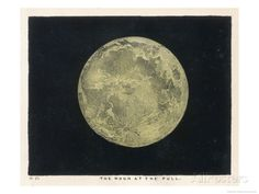 The Moon at the Full Giclee Print by Charles F. Bunt at AllPosters.com