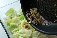 レンジでアンチョビキャベツ by にがはっぱ 平沢あや子 | レシピサイト「Nadia | ナディア」プロの料理を無料で検索