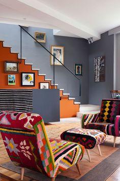 Design Apartment, Cozy Apartment, Room Colors, House Colors, Home Interior Design, Interior Decorating, Interior Modern, Decorating Ideas, Decoration Chic