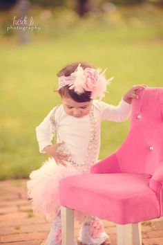 Cake Smash 1st Birthday Full Feather Couture Outfit  by BabicakesCouture on Etsy