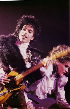 Purple Rain Tour '85