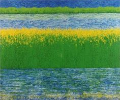 Sea of Grass - Jimmy Ernst