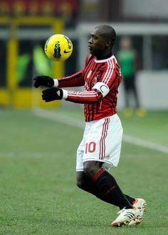 Clarence Seedorf AC Milan