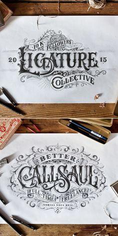 Typographie.: