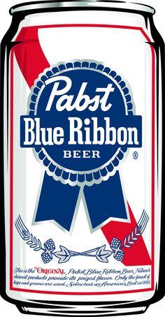 Large Pabst Blue Ribbon Beer Can Refrigerator / Tool Box Magnet 5 x 10 Cheap Beer, Pabst Blue Ribbon, Beer Pong Tables, Fiction, Beer Snob, Beer Brands, Open My Eyes, Forever Grateful, Grateful Dead