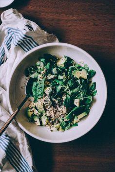 Insalata di miglio e avocado - Millet and Avocado Salad 5