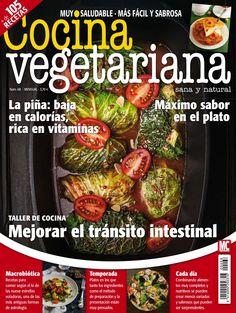 Cocina Vegetariana Revista | Revista Cocina Vegetariana Extra 7 Guia Practica Y Recetas De
