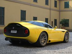 Alfa Romeo TZ3 Stradale - LGMSports.com