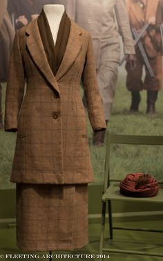 More Costumes from Downton Abbey: Worn by Lady Mary played by Michelle Dockery