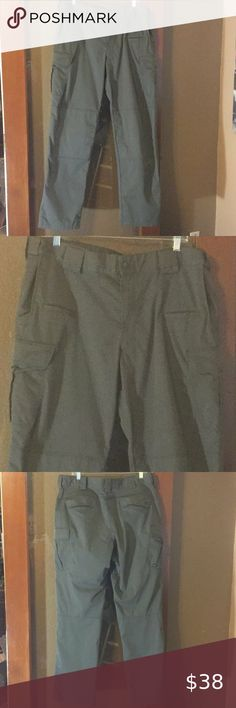 5.11 Tactical Mens Military Work Cargo Pants 74251 OD Green, 44-34