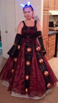 My dalek cosplay for phx comicon