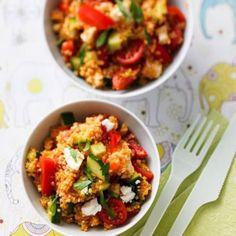 Marokkanischer Bulgur-Salat