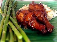 Yummy chicken recipe!! http://eatnourishing.com/recipe/easy-sticky-glazed-chicken/
