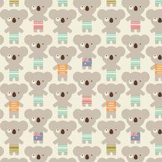 10 Australian Animal Fabrics