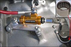 Hydraulic clutch conversion