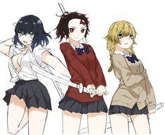 Imágenes random de Kimetsu no Yaiba Anime Chibi, Manga Anime, Anime Art, Demon Slayer, Slayer Anime, Gender Bender Anime, Natsume Yuujinchou, Demon Hunter, Anime Crossover