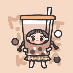 Cute Little Drawings, Cute Animal Drawings, Kawaii Drawings, Cute Drawings, Kawaii Doodles, Cute Doodles, Kawaii Art, Cute Art Styles, Cartoon Art Styles