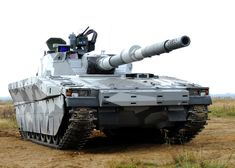 TANK CV90120-T Light tank (Sweden)