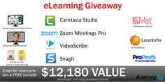 Win the Ultimate eLearning Bundle