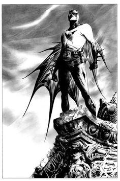 Batman by Jae Lee *