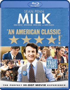 Reel Charlie's 30 Days of Gay review of Milk