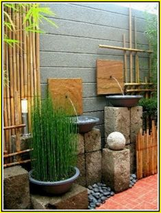 76 Beautiful Zen Garden Ideas For Backyard 730 If you're interested in how to make a Japanese garden, it can readily be completed in your backyard. A Japanese garden isn't an exercise in producing the most important and the ideal. Small Japanese Garden, Mini Zen Garden, Japanese Garden Design, Garden Bed, Balcony Garden, Japanese Patio Ideas, Japanese Garden Backyard, Japanese Landscape, Easy Garden