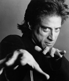 Richard Lewis  born in Brooklyn, New York City and raised in Englewood, New Jersey.