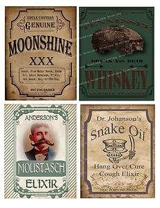 Old Moonshine Labels Whiskey Logo, Whiskey Label, Liquor Bottles, Bottles And Jars, Vintage Labels, Vintage Ads, Vintage Prints, Speakeasy Party, 1920s Speakeasy