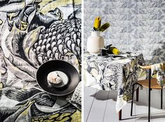 From Earth to Indigo Aussies, Home Decor Trends, Indigo, Upholstery, Carpet, Textiles, Earth, Patterns, Cover