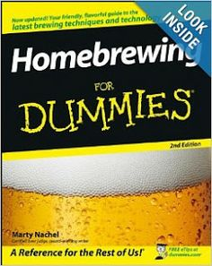 Homebrew Finds: Great Deal: Homebrewing for Dummies - $10.90, Record Low