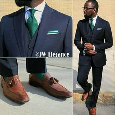 This combo is mint at its best! Take notes men, this is want women want to see.