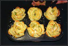 Potatisrosor – Linda´s Goda Diy Food, Food Food, Artichoke, Wine Recipes, Food Inspiration, Sweet Potato, Tapas, Cabbage, Brunch