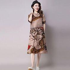 Linen Dress Online Shopping India Summer Dress Women 2017 Hippie Boho Plus Size Vestidos Ukraine Floral Mori Girl Vintage Long