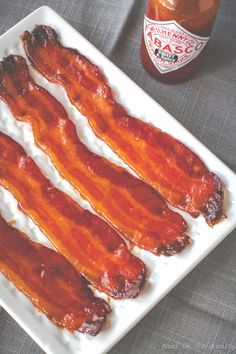 Sweet and Spicy Candied Bacon (aka Pig Candy)